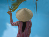 Girl with Conical Hat  Vietnam