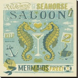 Seahorse Saloon Square