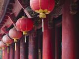 Inside Literature Temple  Vietnam