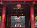 Traditional Architecture in Literature Temple  Vietnam