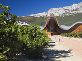 Bodegas Ysios Winery  Laguardia  Spain