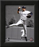 Derek Jeter 2010 Spotlight Action