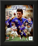 Tim Tebow University of Florida Gators Portrait Plus