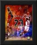 Michael Jordan 2011 Legends Composite