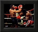 Mike Tyson 1996 Action
