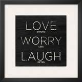 Love  Worry  Laugh