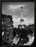 Eiffel Tower Evening