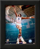 Julius Erving 1974 Action
