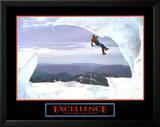 Excellence: Snow Climber
