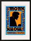 Thelonius Monk at Town Hall  New York City  1959