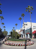 Third Street Promenade  Santa Monica  Los Angeles  California  USA  North America