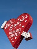 Cupid&#39;s Wedding Chapel  Las Vegas  Nevada  United States of America  North America