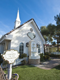 Chapel of the Flowers Wedding Chapel  Las Vegas  Nevada  United States of America  North America