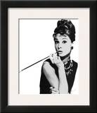 Audrey Hepburn Glossy Movie Print Poster