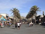 Pier Avenue  Hermosa Beach  Los Angeles  California  United States of America  North America