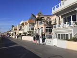 The Strand  Hermosa Beach  Los Angeles  California  United States of America  North America
