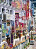 Jalan Tun Sambantham  Little India  Kuala Lumpur  Malaysia  Southeast Asia  Asia