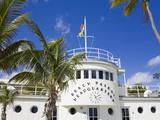 Beach Patrol Headquarters on South Beach  City of Miami Beach  Florida  USA  North America