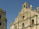 Paoay Church from 1710  Example of Earthquake Barocco UNESCO World Heritage Site  Philippines