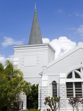 Elmslie Memorial United Church  George Town  Grand Cayman  Cayman Islands  Greater Antilles