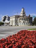 Coral Gables City Hall  Miami  Florida  United States of America  North America