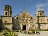 Miagao Church Built in 1797  Restored  UNESCO World Heritage Site  Iloilo  Panay  Philippines