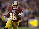 NFL Playoffs 2013: Seahawks vs Redskins - Alfred Morris