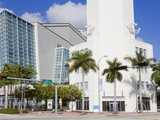 Adrienne Arsht Center for the Performing Arts  Miami  Florida  USA  North America