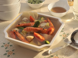 Sinigang  a Popular Filipino Sour Soup  Philippines  Southeast Asia  Asia