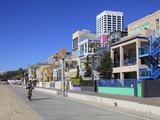 The Strand  Beach Houses  Santa Monica  Los Angeles  California  USA  North America