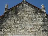 Church of San Joaquin by Fr T Santaren  Commemorating Battle of Tetuan  Philippines