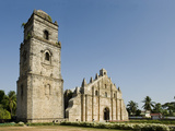 Paoay Church Dating from 1710  UNESCO World Heritage Site  Ilocos Norte  Philippines