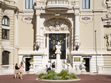 Casino of Monte Carlo  Monaco  Europe