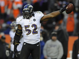 NFL Playoffs 2013: Ravens vs Broncos - Ray Lewis