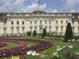 18th Century Baroque Residenzschloss  Inspired by Versailles Palace  Ludwigsburg  Germany