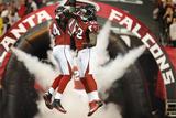 NFL Playoffs 2013: Falcons vs 49ers - Stephen Nicholas and Akeem Dent