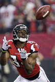 NFL Playoffs 2013: Seahawks vs Falcons - Roddy White