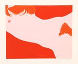 Femme Aux Cheveaux Rouge II
