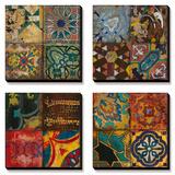 Nuits arabes II Tableau multi toiles par John Douglas