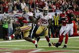 NFL Playoffs 2013: Falcons vs 49ers - Frank Gore