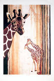 Giraffe Composition