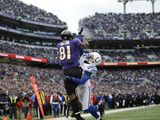 NFL Playoffs 2013: Colts vs Ravens - Anquan Boldin