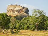 Sigiriya (Lion Rock)  UNESCO World Heritage Site  Sri Lanka  Asia