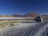Laguna Colorada (Red Lagoon)  Altiplano  Eduardo Avaroa Andean Fauna Nat'l Reserve  Bolivia
