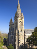 Llandaff Cathedral  Llandaff  Cardiff  Wales  United Kingdom  Europe