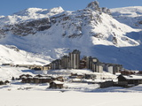 Val Claret  Highest Village in Tignes  Savoie  Rhone-Alpes  French Alps  France  Europe