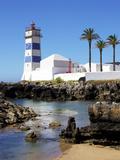 Lighthouse  Cascais  Portugal  Europe