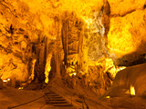 Neptune's Grotto Near Alghero  Sardinia  Italy  Europe