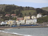 Seaside  Llandudno  Conwy County  North Wales  Wales  United Kingdom  Europe