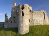 Coity (Coety) Castle  Bridgend  South Wales  Wales  United Kingdom  Europe